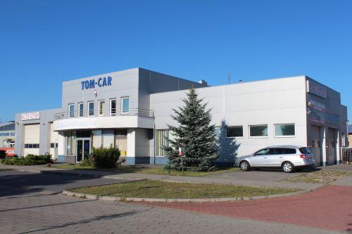 Siedziba firmy TomCar
